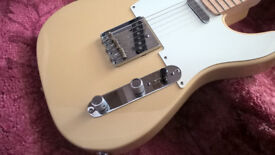 Fully loaded Baja Telecaster body -comes WITH a neck! Trade for Blues Junior?