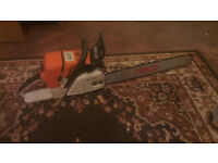 stihl ms440 chainsaw