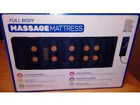 Full Body Massage Mattress