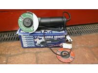 ANGLE GRINDER ex condition