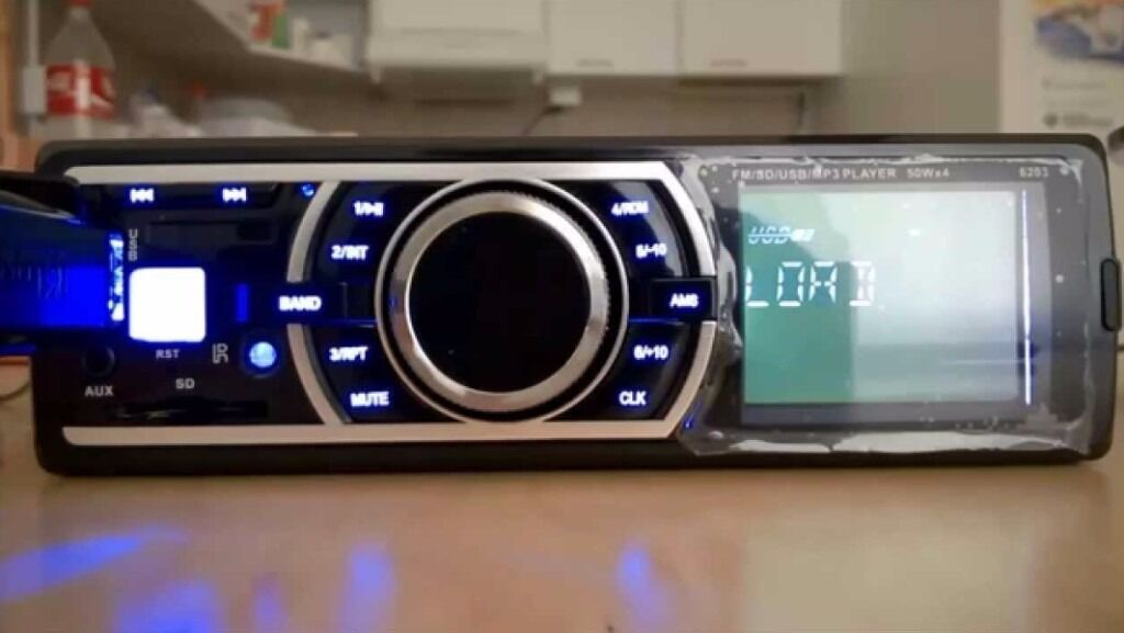 CHEAP!! CARSIO CD/AUX/ USB PLAYER !!