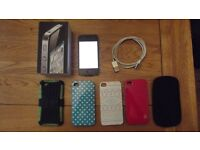iPhone 4 – 8GB Black for sale