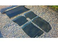 Ford Fiesta 05-09 Rubber Car & Boot Mat Set
