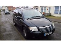 2004 Chrysler Voyager 2.8 Diesel Automatic For sale or swap