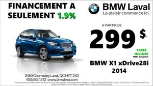 2014 BMW X1 xDrive28i GROUPE DE LUXE