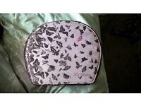Ted Baker Pink Butterflies Vanity / Make Up Case