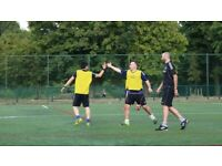 PLAY FOOTBALL 7 A SIDE LEAGUE in Barking and Dagenham - players teams wanted