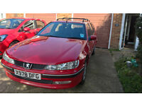Peugeot 406 2.0 hdi estate for sale