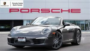 2014 Porsche 911 PDK, TURBO WHEELS
