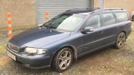 2007 VOLVO V70 2.4D AUTO FOR PARTS ALL PARTS AVAILABLE