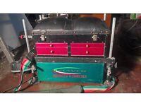 maver advance technology fishing seat box