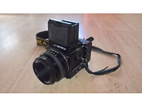 Bronica ETRSi 645 Medium Format Camera
