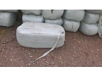SMALL SQAURE BALE SILAGE MOIST HAYLAGE