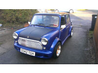 1987 Austin Mini **PRICED TO CLEAR**