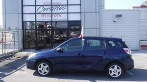 2007 Toyota Matrix AUTOMATIQUE VEHICULE A PETIT BUDGET FOR A SMA
