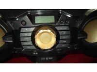 Philips PX840T/05 CD Soundmachine (Bluetooth/USB/50 W RMS/Dynamic Light) Boombox