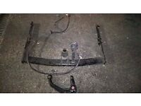 Tow Bar - FORD MONDEO 2012 - Factory fitted