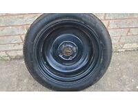 mini space saver spare wheel