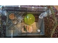 large hamster cage,play pen+lots of extras £40 edinburgh centre £40