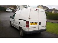 Citroen Dispatch 1.9 D with 12 months mot