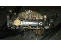 Vauxhall astra 1998 8 valve engine