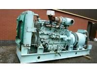 Dorman diesel generator 160 -165 kva
