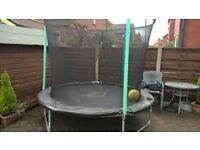 Free to good home 6ft garden trampoline