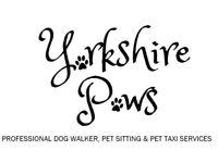 Professional Dog Walker, Pet Sitter & Pet Taxi Service *Wedding dog care package available*