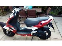 peugeot speedfight 3 50cc moped