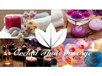 Orchid Thai Massage in Belfast / 4 Hands / 20 mins Lunchtime Massages / Appointments until 11pm