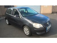 2006 VW POLO LOW MILES IDEAL FIRST CAR CHEAPER PX WELCOME