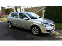VAUXHALL ASTRA 1.6 BREEZE, 64000 MILES, HPI CLEAR, SERVICE HISTORY, 1 OWNER, MOT, GRAB A BARGAIN
