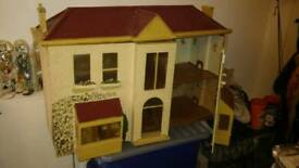 Adult Collectors 60's Dolls House