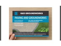 G&D GROUNDWORKS PAVING AND LANDSCAPING