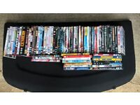 DVD - mixed slection of 70 movies/TV series.