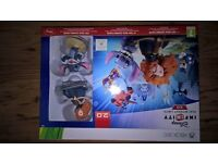 Disney Infinity XBox 360, 2.0 & 3.0 gaming bundle with characters