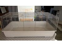 small indoor animal cage