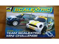 Scalextric Race Set Boxed Set +2 Expansion Sets Long Track Racing Toy Car *£75*