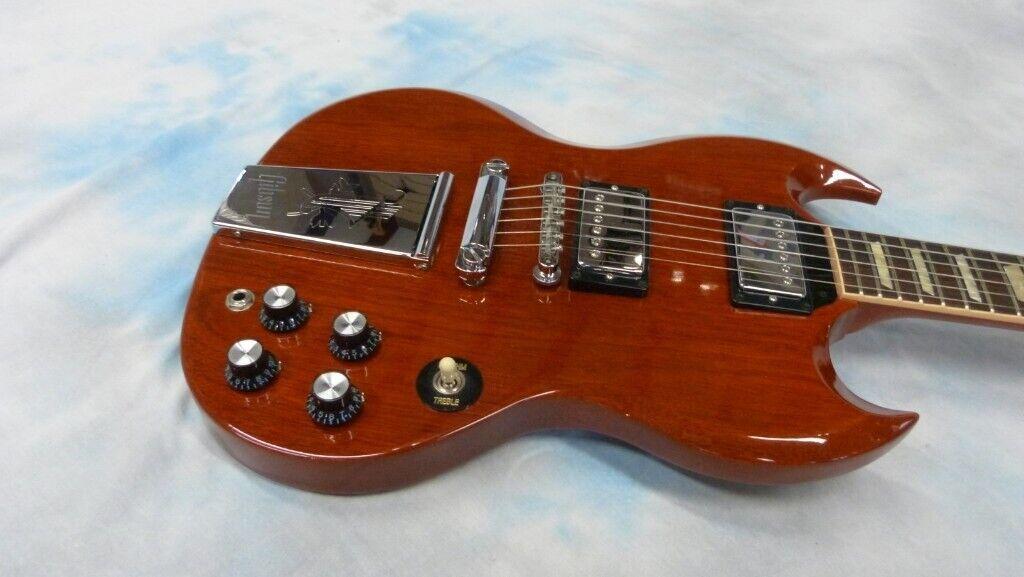 Gibson SG Derek Trucks Signature Cherry 2012 | in Liverpool, Merseyside |  Gumtree