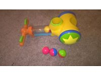 Ball Popper, Tomy pic and pop