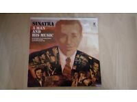Sinatra - A MAN AND HIS MUSIC ( ALL GREAT SINATRA SONGS)
