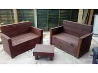 Brand new garden sofa set - FREE LOCAL DELIVERY