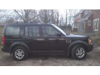 Land Rover Discovery, Black