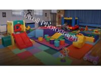 Soft play business for sale or equipment only sale- take over business or by equipment