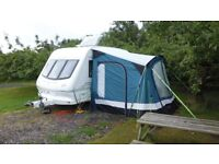 caravan porch awning outdoor revolution techlite pro L