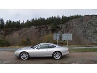 Jaguar XK8, appreciating classic. Well maintained car in excellent condition.
