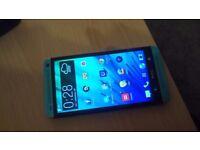HTC One M7 Blue 32GB (used)