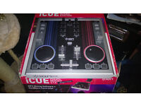 icue music station mixer for lap top