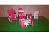 Furniture Sets and Figures for Dolls House