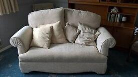 Drop Down Arm Sofa